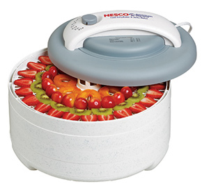 Nesco American Harvest FD-61WHC Dehydrator Review