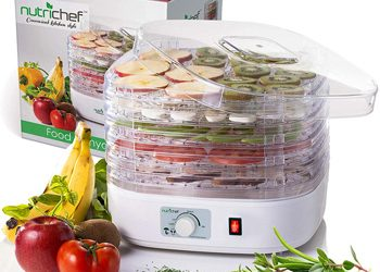 NutriChef Professional Electric Multi-Tier PKFD06 Food Preserver Review