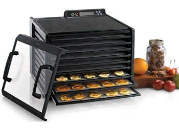 Excalibur 3948CDB Dehydrator Review – 2020