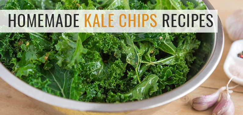 Homemade Kale Chips Recipes