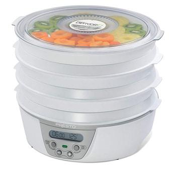 Presto 06301 Digital Electric Food Dehydrator Review