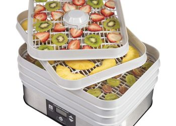 Hamilton Beach 32100A Food Dehydrator Reviewed