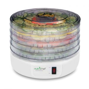 Product image of NutriChef Food Dehydrator PKFD12