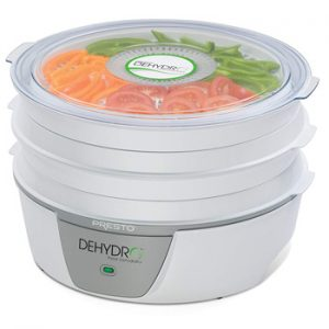 Product image of Presto 06300 Dehydro Electric Food Dehydrator