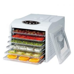 Product image of Magic Mill Dehydrator with 6 Trays