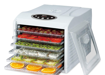 Magic Mill Dehydrator with 6 Trays