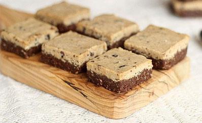 Nut Free Raw Vegan Chocolate Cookies