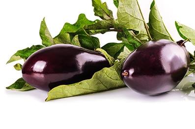 Eggplant for Vegan Jerky