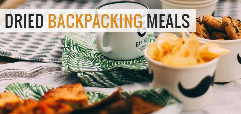 Dehydrated Meals for Backpacking