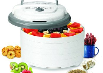 Nesco Snackmaster Pro Food Dehydrator FD-75A Review