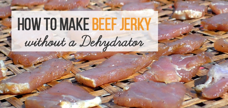 Our Guide on How to Make Beef Jerky without a Dehydrator