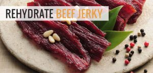 How to Rehydrate Beef Jerky? (Quick and Easy Guide)